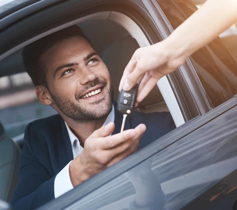 Mobiele autosleutelmaker